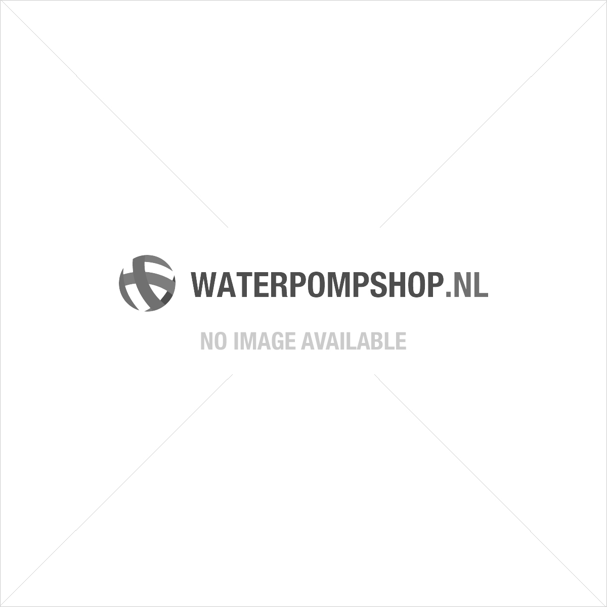 """Tyleenslang LDPE KIWA 50 meter - 1"""" (25 mm)"""